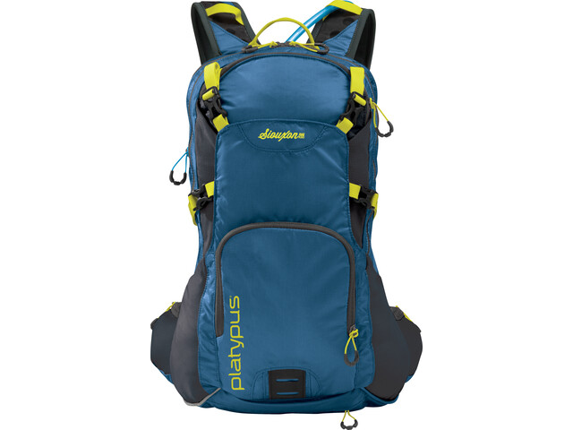 Platypus Siouxon 10 Sac Femme, totally teal